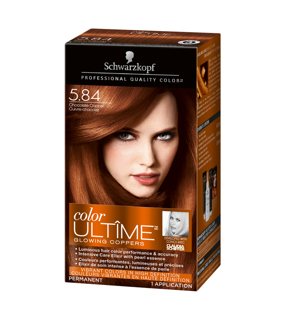 Is Schwarzkopf Cinnamon Brown | Dark Brown Hairs